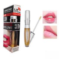 Liquid Moisturizing Lipstick Lip Gloss Long Lasting Cosmetic Sexy Plump Lips