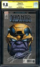 Thanos #13 CGC 9.8 Signed by Donny Cates!1st app. of the Cosmic Ghost Rider!L@@K