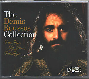 The DEMIS ROUSSOS Collection - Goodbye my Love... Reader's Digest 4 CD Box  OVP