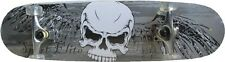 "31""X 8"" Skull Wing Graphic Complete Skateboard"