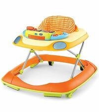 Chicco Dance Walker in New Happy Orange Brand New!! Free Shipping!!