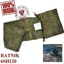 Russian Army RATNIK 6SH120 Poncho Cloak Tent Military Shelter Cover Raincoat