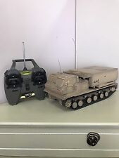 Forces Of Valor 1:24 Battle Beam RC U.S. M270 MLRS radio Controlled Tank