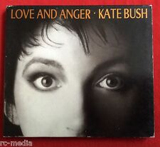KATE BUSH -Love And Anger- Rare US/Canadian Unique Promotional Picture CD