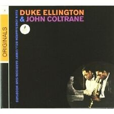 JOHN COLTRANE/DUKE ELLINGTON - CD JAZZ NEU