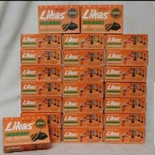 WHOLE SALE 25pcs... Likas Papaya Original Skin Whitening Herbal Soap 135g