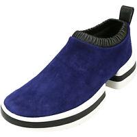 Stuart Weitzman Women's Sw-612 Ankle-High Suede Flat Shoe