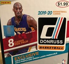 2019-20 Donruss Basketball Cards U-Pick - NBA Rated Rookie Cards - INVEST