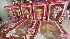 Strawberry shortcake Collection doll Tarta De Fresa Coleccion Altaya 18 Dolls