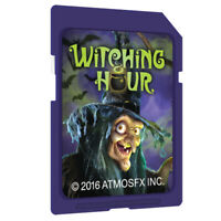AtmosFearFX Witching Hour Halloween Digital Decoration SD Card