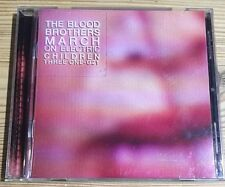 The Blood Brothers March On Electric Children Three One G21 VGC CD FREE UK POST