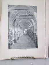 Vintage Print,CHIARAMONTI GALLERY,Rome,Francis Wey,1872