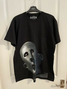 Queen & Adam Lambert 2017 Tour T-shirt Medium BNWOT