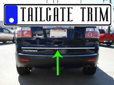 GMC ACADIA 2007 2008 2009 2010-2016 Chrome Tailgate Trunk Trim Molding