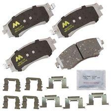 Disc Brake Pad Set-4-Wheel ABS Front AUTOZONE/DURALAST GOLD CMAX-GRI DGC485