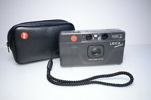 Leica Mini 35mm Point and Shoot Film Camera #1800235