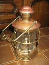 lampe à pétrole marine Nelson
