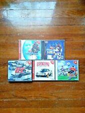 ~ Sega Dreamcast Game Bundle/Lot: 5 games! ~
