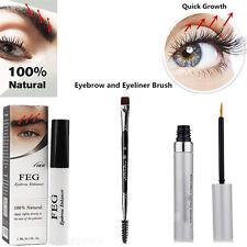 LiLash Purified Eyelash Enhancer,FEG Eyebrow Growth Enhancer,Eyeline Brush