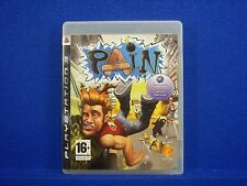 ps3 PAIN Human Missiles & Endless Stuff to Smash and Blow Sky High Playstation