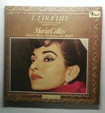 Ref1947 Vinyle 33 Tours  / La Traviata Maria Callas
