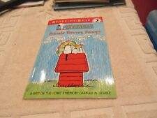 Peanuts: Friends Forever ,Snoopy 2001 , Ready-To-Read 2