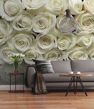 Papier peint pour l'intérieur maison murs Géant Photo décoration murale blanc /