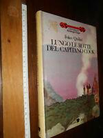 LIBRO:LUNGO LE ROTTE DEL CAPITANO COOK DI AMBROGIO FOGAR