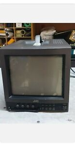 JVC Broadcasting Farbmonitor TM-1000PS, 22.1 KV,  12V, Made in JAPAN