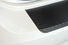 OPEL ASTRA 4 J Sports Tourer-Ladekantenschutz Carbon-Schutzfolie-Schwarz
