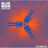 BLUE MAN GROUP - THE COMPLEX CD ROCK 15 TRACKS NEU