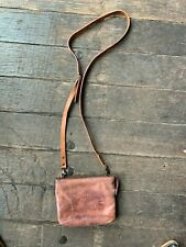 Will Leather Goods Brow Crossbody Opal Purse