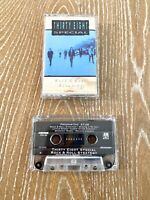 Thirty Eight Special Rock & Roll Strategy Cassette Tape 1988 A&M Records