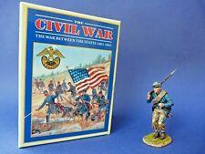 First Legion ACW013 Sudiste - Soldat de plomb Guerre de sécession - En boîte