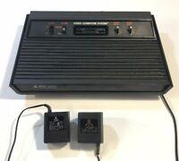 Atari 2600 Black DARTH VADER Edition 4 Switch Video Game Console ~ UNTESTED~