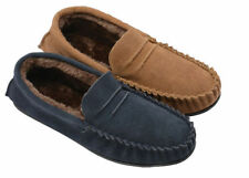 Dunlop Suede Slippers for Women