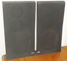 Pair of Speaker Grills from Beovox S30 B&O Bang & Olufsen Bookshelf Speakers