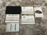 2012 Buick Verano Owners Manual With Case And Navigation OEM Free Shipping