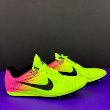 Nike ZOOM MATUMBO 3 OC Track & Field Spikes Volt Men's Size 5.5 882014-999 NEW