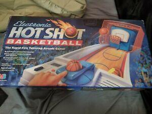 Electronic Hot Shot Basketball Arcade Game COMPLETE, READ DESCRIPTION
