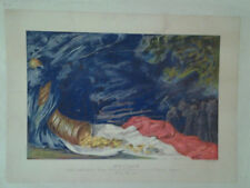 AFFICHE ANCIENNE EMPRUNT NATIONAL BANQUE NATIONAL GUERRE 1914 / 1918 CAPPIELLO
