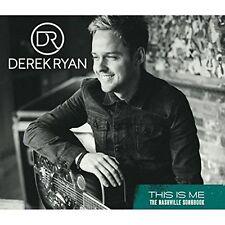 This Is Me - The Nashville Songbook Derek Ryan 5025563163516