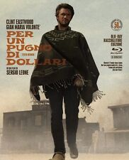 A FISTFUL OF DOLLARS:Clint Eastwood - full version 50th anniversary Blu-ray