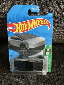 Hot Wheels Tesla Cybertruck (Packaging Error)