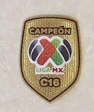 2016 CAMPEON LIGA MX C16 The Clausur Mexico Soccer League Patch Badge Parche