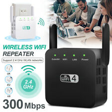 Wifi Amplifier Pro Network Long Range Extender Repeater Router Signal Booster