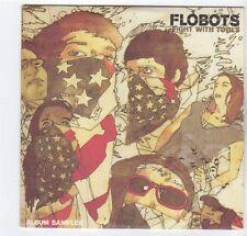(EZ140) Flobots, Fight With Tools sampler - 2008 DJ CD