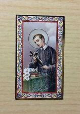SANTINI - IMMAGINE DI SAN GERARDO - FB 734-I.G. 107 - ORIGINAL HOLY PICTURE