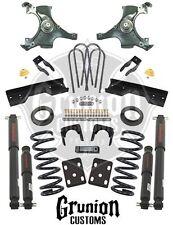 Chevy Silverado C1500 1988 - 1991 5/6 Lowering Kit w/ Shocks Belltech 696ND