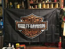 Harley Davidson New Flag
